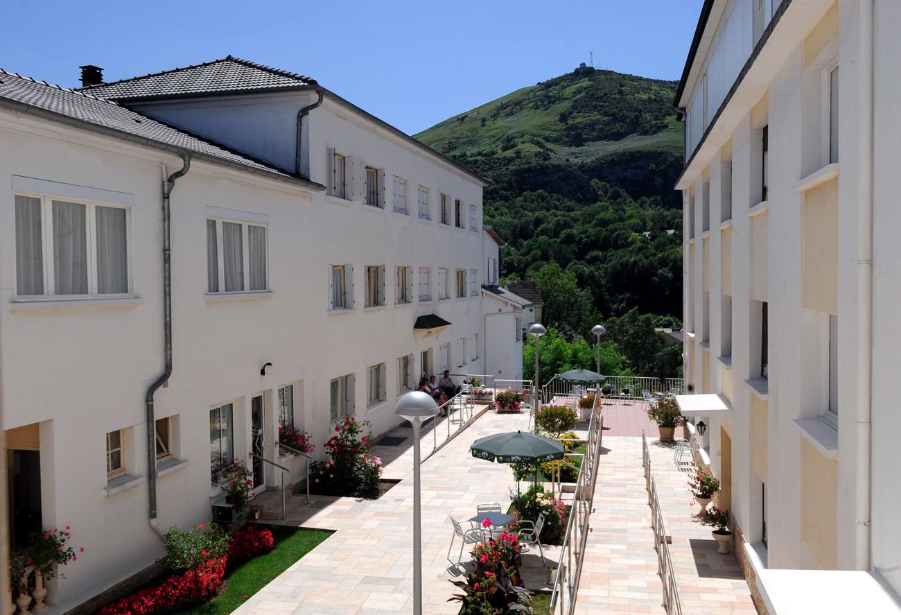 Pension familiale Lourdes