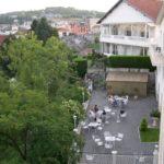 Une terrasse