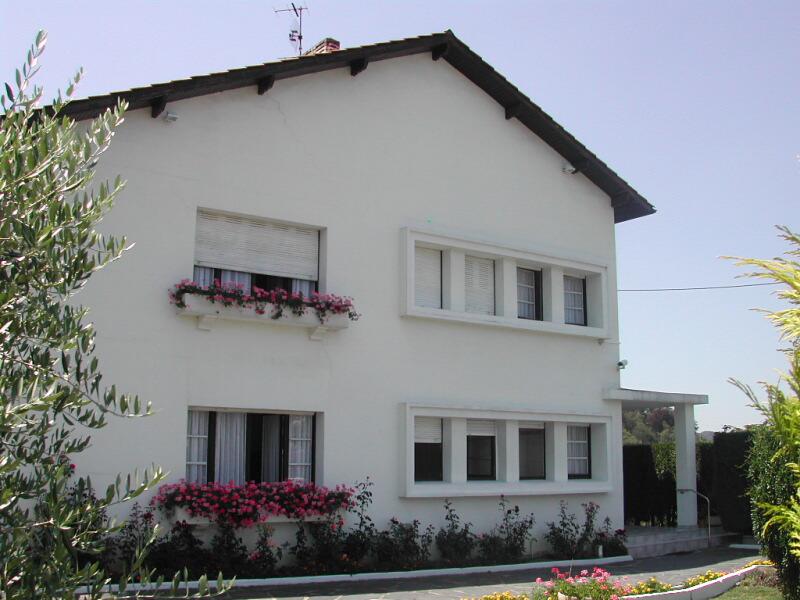 Pension familiale Lourdes - grande villa