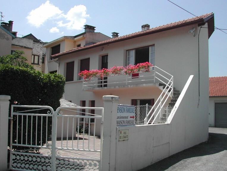 Pension familiale Lourdes - petite villa